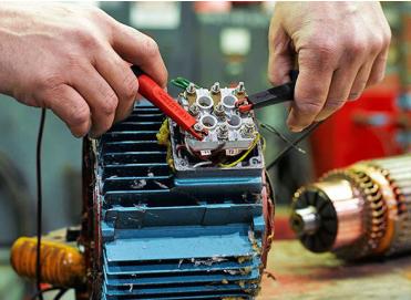 assistencia tecnica em motores elétricos